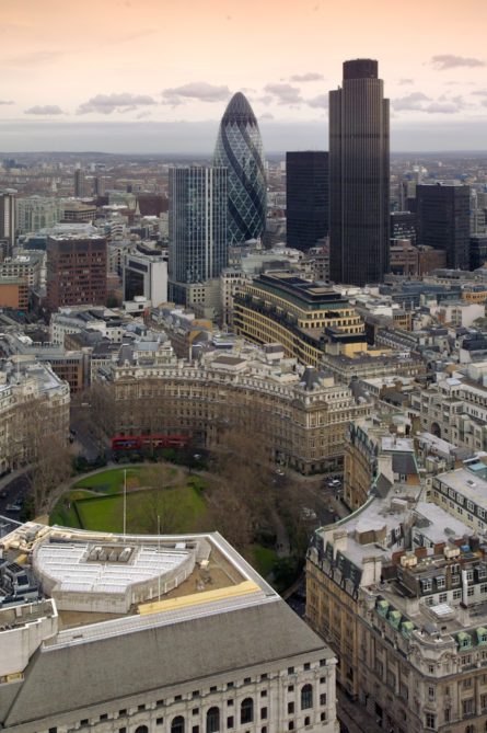 Yes Green Infrastructure: Green Finance Taskforce Publishes First Report To Boost UK